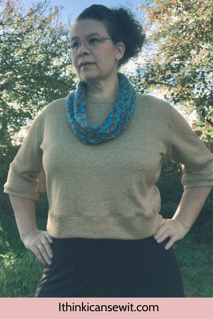 Astoria sweater